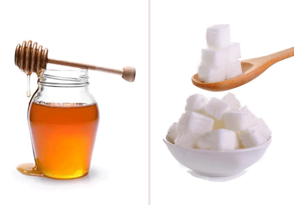 Сахар или мёд