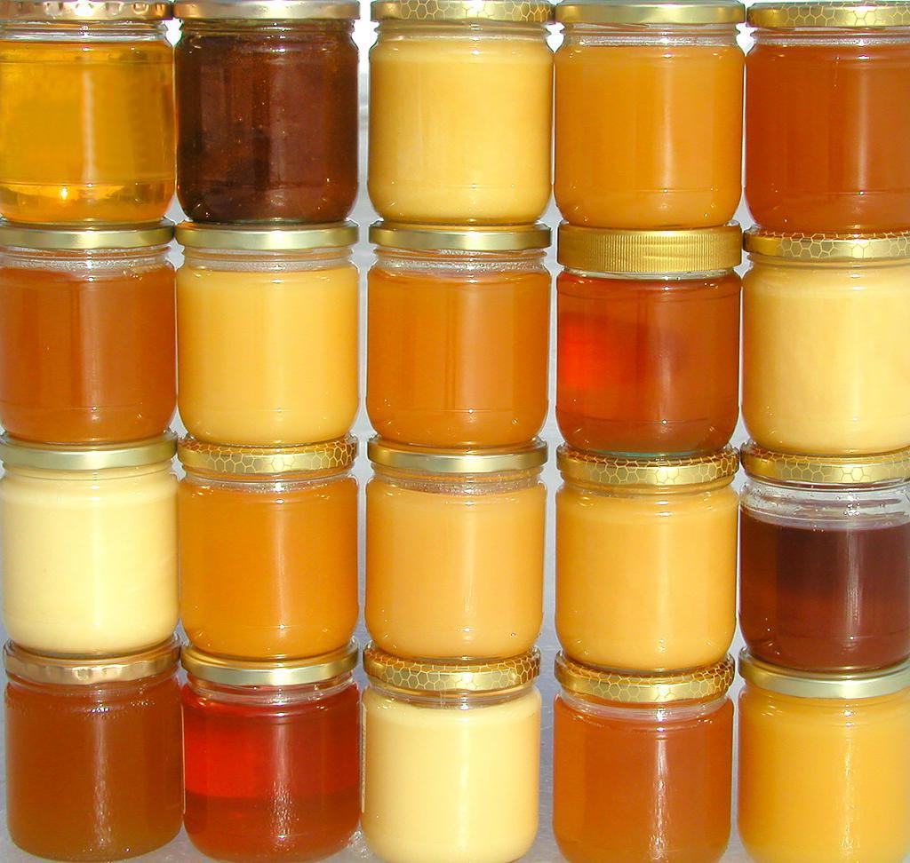 Какой бывает мед