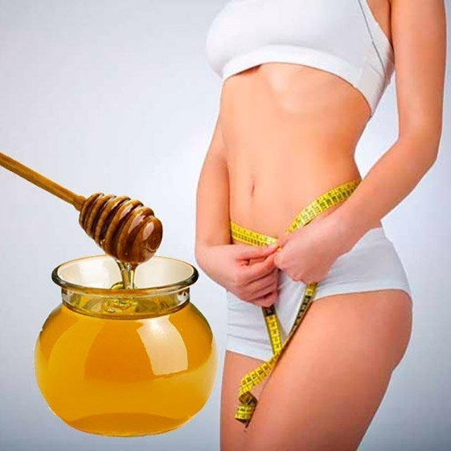 Очищающая диета на основе мёда