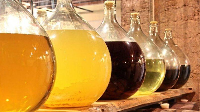 Изготовление медового вина