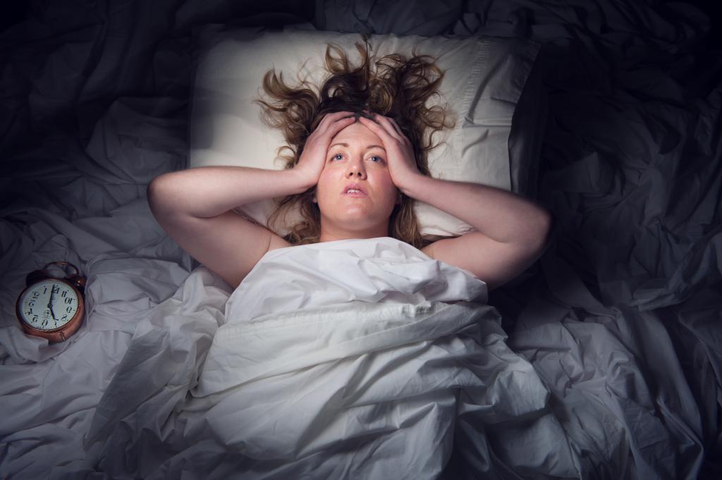 От расстройства сна и бессонницы поможет мёд