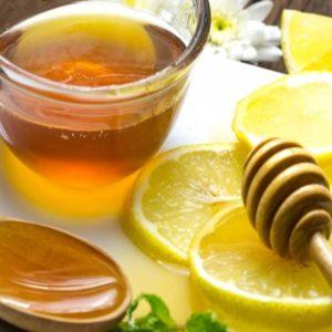 От простуды – мед и лимон