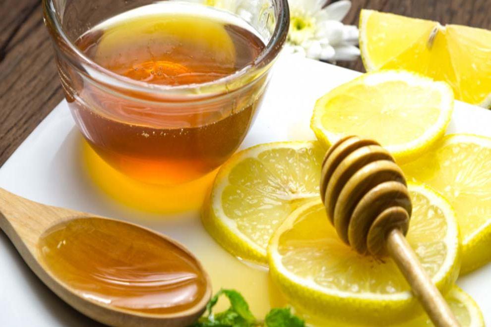 Народный рецепт от простуды (Мёд.Лимон.)