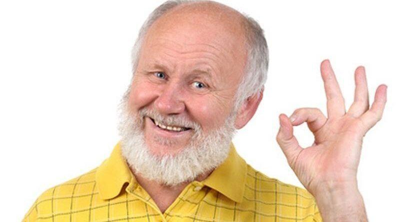 мёд спас пенсионера