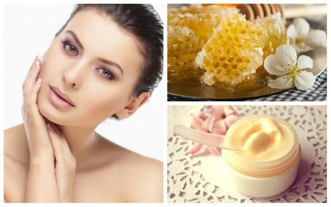 Крема из пчелиного воска