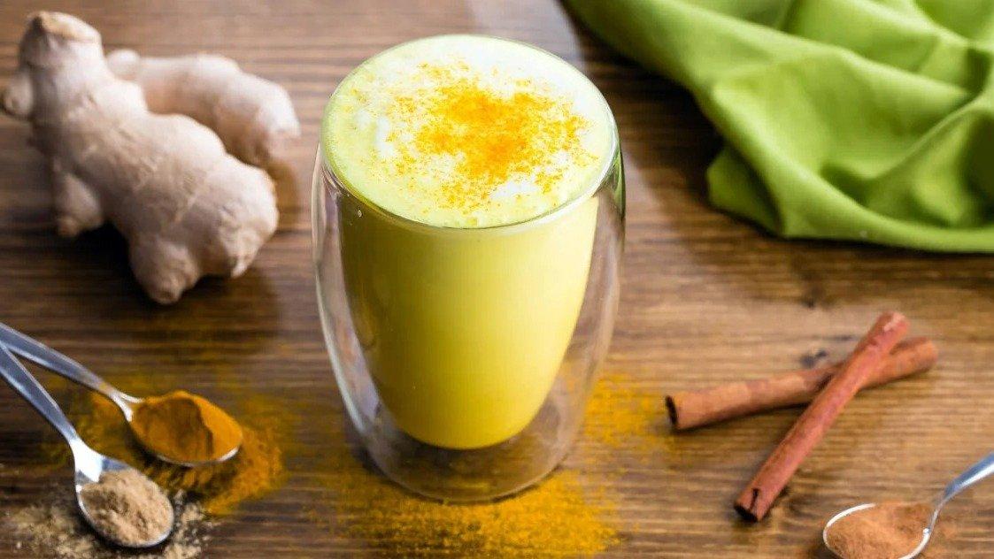 Рецепт для похудения (мед, куркума, кефир)