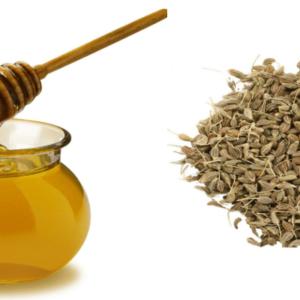 мед, семена аниса