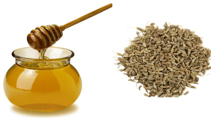 Рецепт лечения цистита и воспаления придатков (мед, семена аниса)