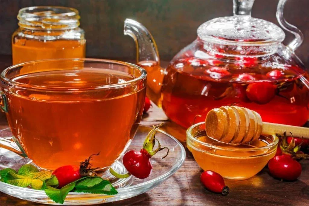 Шиповник с мёдом - рецепт от рака