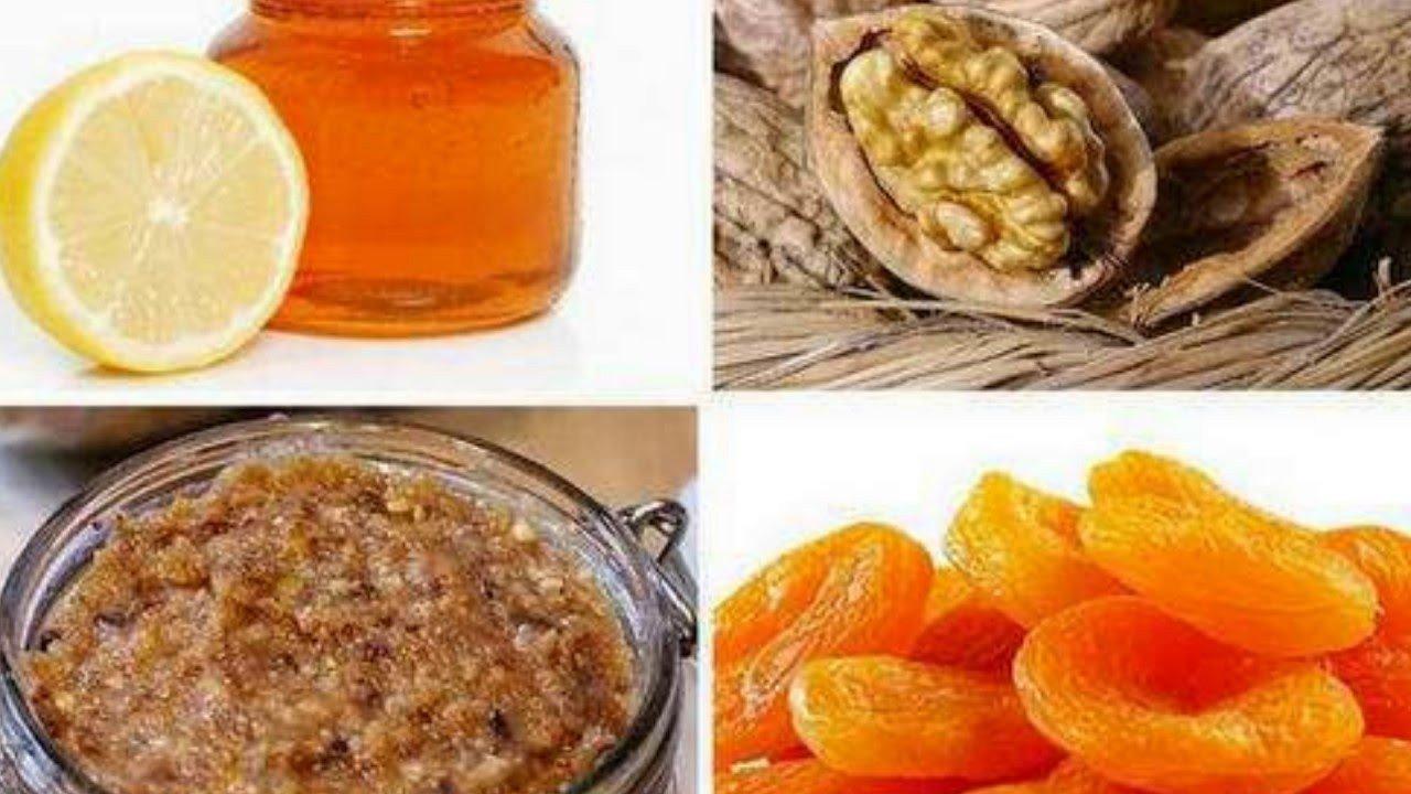 Паста Амосова - укрепление иммунитета рецепт