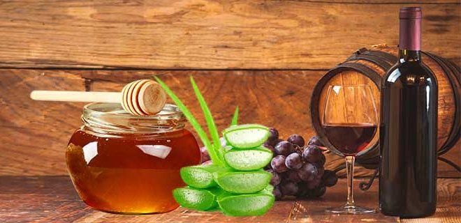 Рецепт для борьбы с плевритом (мед, перец, кагор, алоэ, калины)