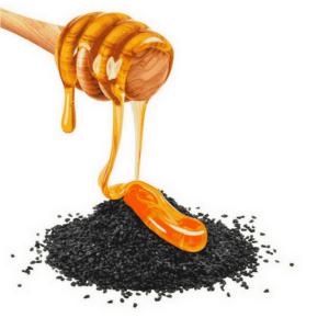 мед и черный тмин