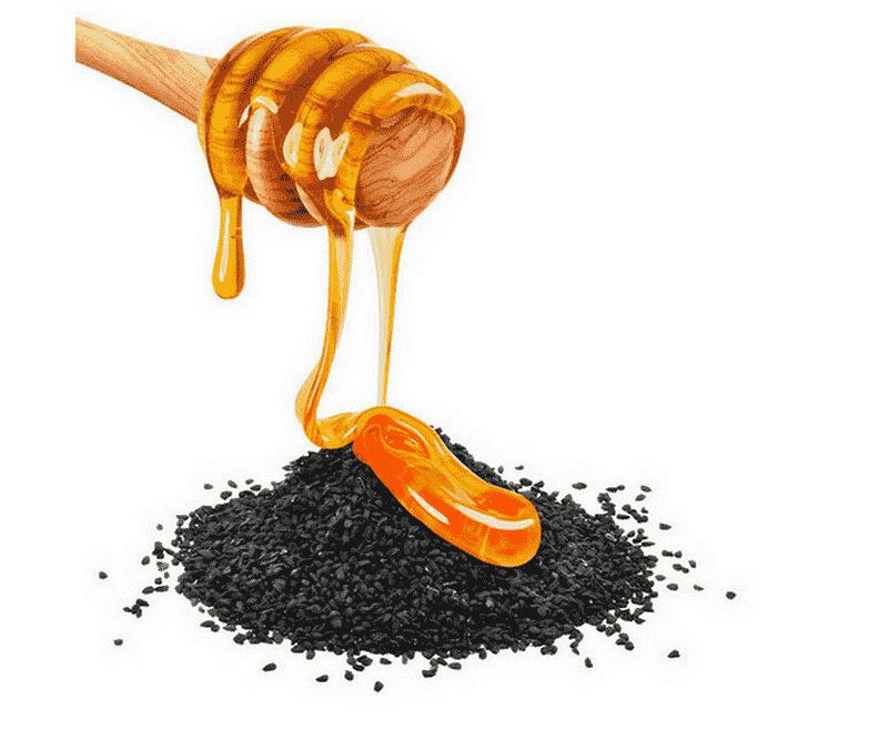 Мёд и черный тмин - народный рецепт для укрепления иммунитета