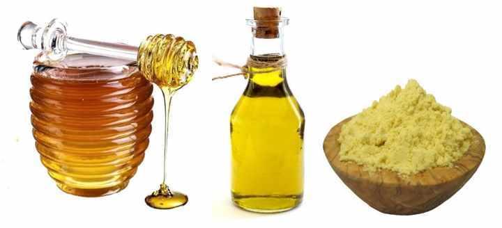 Рецепт для лечения седалищного нерва (горчица, мед, масло)