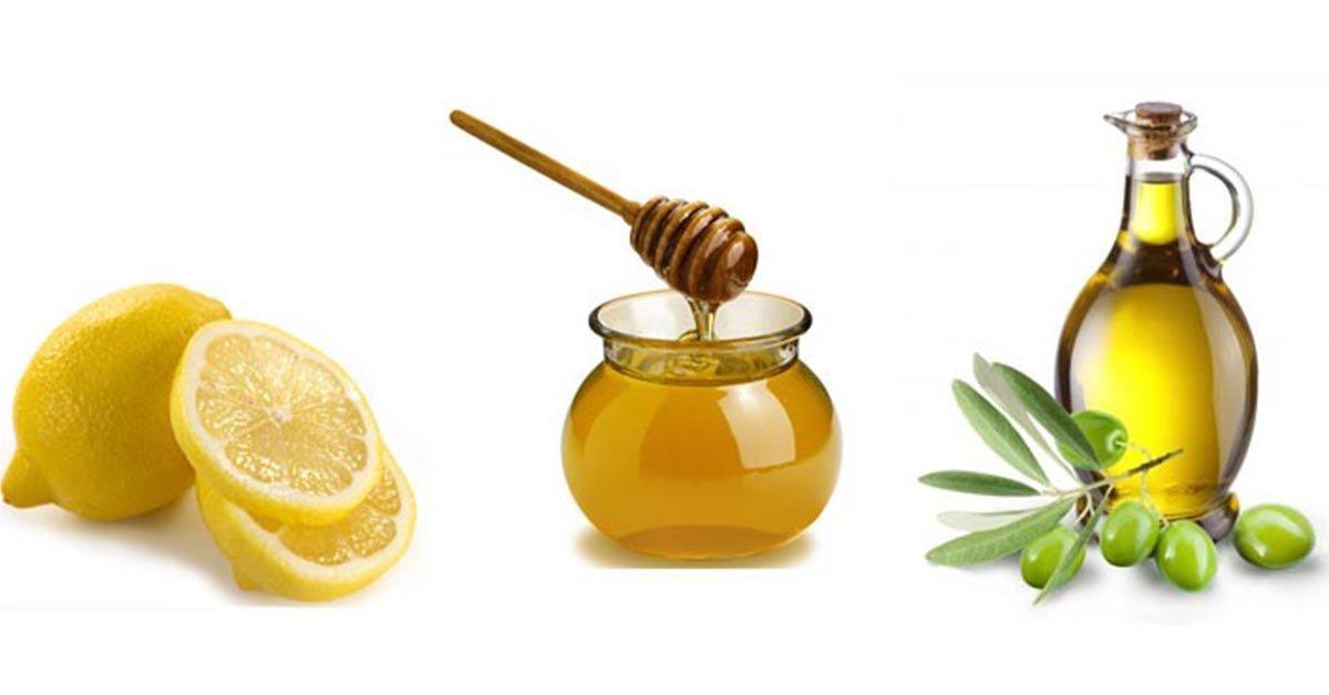 Медовый эликсир молодости – народный рецепт (мед, лимон, оливковое масло)
