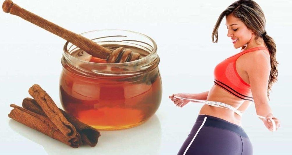 Напиток для похудения (мёд, корица)