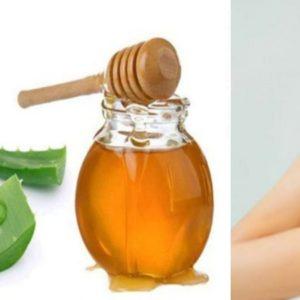 Рецепт для суставов (мед, алоэ, водка)