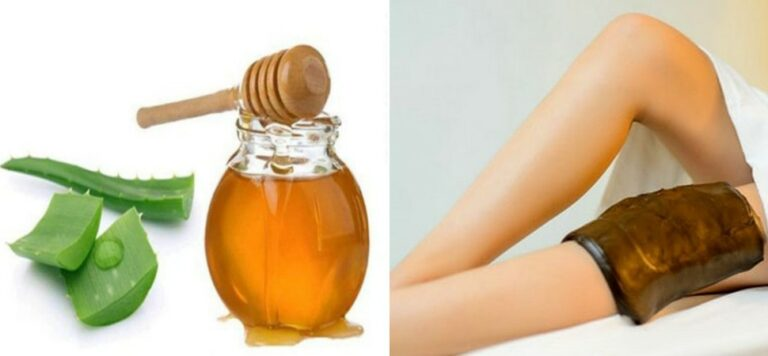 Рецепт от боли в коленях и суставах (мед, алоэ, водка)