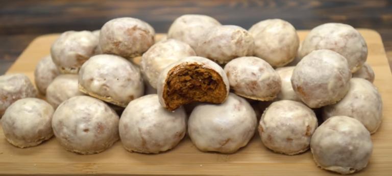 Медовые пряники. Домашний рецепт