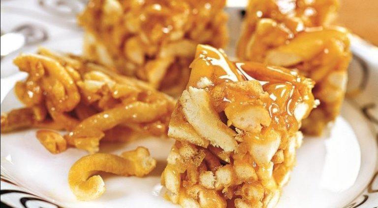 Рецепт чак-чака с мёдом пошагово