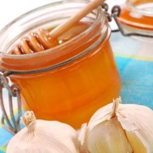 рецепт мёд чеснок от варикоза