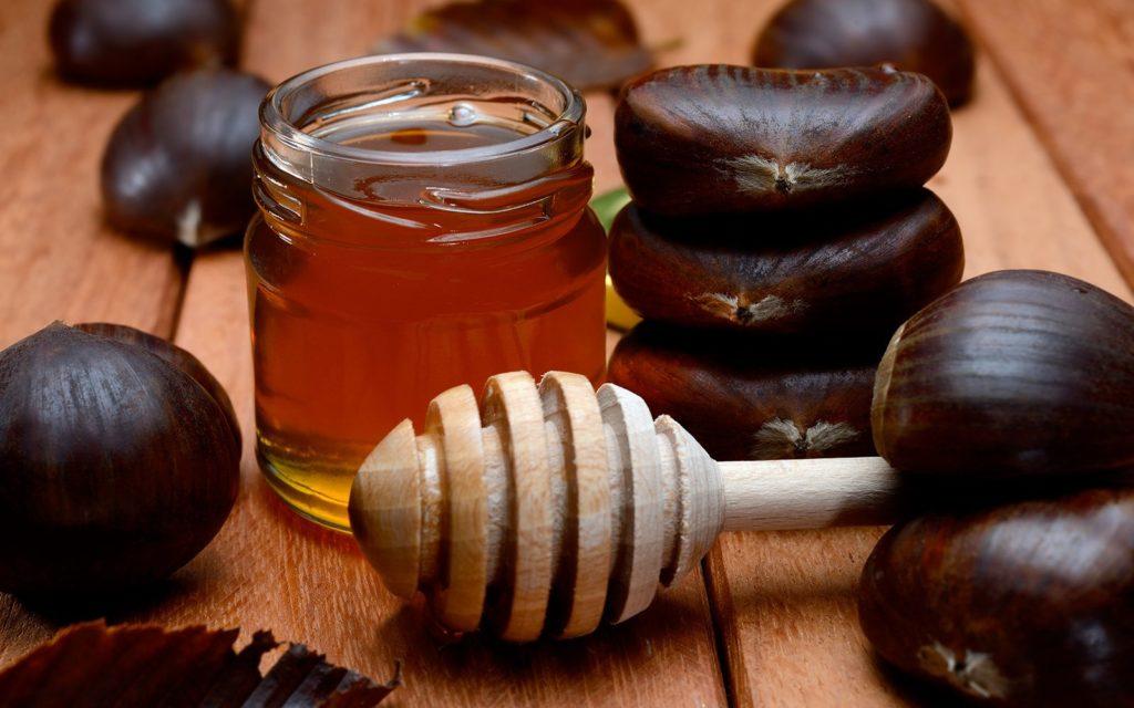 каштановый мёд (Вкус и цвет)