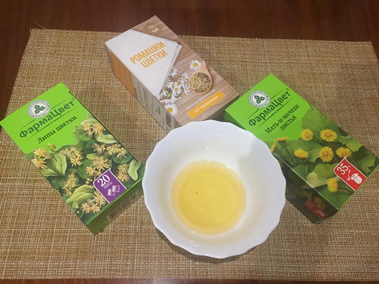 Народные рецепты от простуды (Мёд. Ромашка. Мать и мачеха. Липа)