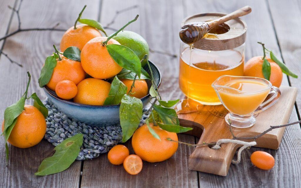 полезные свойства померанцевого мёда