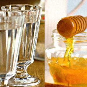 водка с мёдом рецепт от кашля