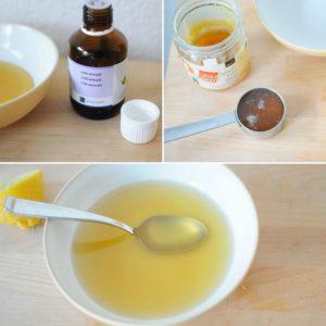 рецепт от кашля мёд глицерин