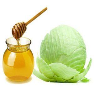 рецепт мёд с капустой
