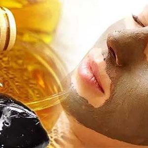 маска мумие с мёдом